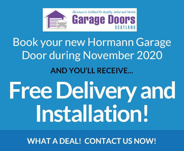 Hormann garage offer